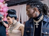 Cardi B Disses Offset's 'Stinky Feet' in New Video of Baby Kulture