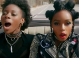 Janelle Monae Living Her Best Life in 'Crazy, Classic, Life' Sci-Fi Music Video