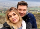 Ryan Seacrest Credits Food for Shayna Taylor Romance