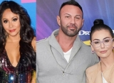 Snooki Calls Roger Mathews' Accusation Against JWoww 'False News' Amidst Family Drama