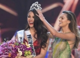 Newly-Crowned Miss Universe 2018 Catriona Gray Brings Fourth Win for Philippines