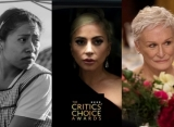 Critics' Choice Awards 2019: 'Roma', Lady GaGa and Glenn Close Among Movie Winners