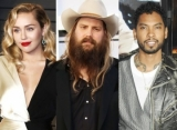 Miley Cyrus, Chris Stapleton and Miguel to Perform at Chris Cornell Tribute Concert
