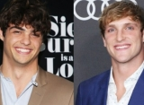 Noah Centineo Deletes Logan Paul Support Tweet Following Backlash