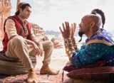 First Full Look at Will Smith's Blue Genie in 'Aladdin' Revealed