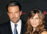 Ben Affleck and Jennifer Garner Look Tense During Family Church Outing After Finalizing Divorce