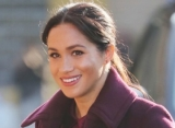 Meghan Markle Is All Smiles in New York City Ahead of Rumored Lavish Baby Shower