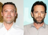 Brian Austin Green Politely Reacts to Criticism Over Lack of Luke Perry Tribute