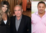 Teresa Giudice Parties With Dad in NYC as Husband Joe Is Held in ICE Custody
