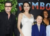 Brad Pitt and Angelina Jolie May Clash Again Due to Their Kids' Recent Public Outings