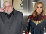 George R.R. Martin Lauds 'Captain Marvel', Gushes About Her Role in 'Avengers: Endgame'