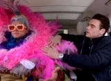 Taron Egerton Admits to Getting 'Blind Drunk' With Richard Madden Before 'Carpool Karaoke' Filming