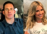 Is This Tarek El Moussa's Response to Christina Anstead's Pregnancy Announcement?