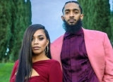 Nipsey Hussle's GF Lauren London Posts New Heartbreaking Tribute Three Weeks After His Death