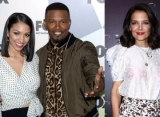 Jamie Foxx's Daughter Corinne Says Her Father's 'Really Happy' With 'Chic' Katie Holmes