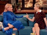 Michelle Williams' Touching Speech Makes Busy Philipps Cry in Final Episode of Talk Show