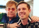 Elton John Teams Up With Jake Shears to Develop Tammy Faye Bakker Musical