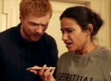 Meghan Markle Snaps at Dad Thomas Over Staged Photos in New Clip for Lifetime's TV Movie