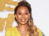 Frantic Mel B Screams She's 'Totally Blind' Before Hospitalization