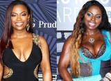 Kandi Burruss Tells NYC Crowd to 'Respect' Foxy Brown After She Gets Booed Off Stage