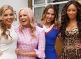 Geri Halliwell Insists Spice Girls Are 'Having A Blast' Despite Feuding Rumors