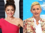 Sarah Hyland Challenges Ellen DeGeneres' Friendship With Jennifer Aniston With Underwear Photo