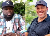 50 Cent Blasts Tony Robbins for Using N-Word and Calling Black People 'Slave' in Resurfaced Clip