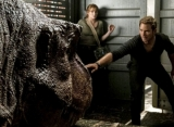 Chris Pratt and Bryce Dallas Howard to Reprise Roles for 'Jurassic World' Ride at Universal Studios