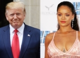 Donald Trump Gets Trolled After Liking Tweet About Rihanna