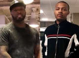 50 Cent Slams Bow Wow for 'Stealing' His Money and Calling Ciara 'B***h'