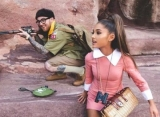 Ariana Grande Struggles to Hold Back Tears During Concert in Mac Miller's Hometown
