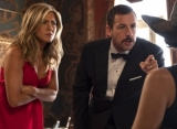 Jennifer Aniston: Adam Sandler and I Goofed Around on 'Murder Mystery' Set
