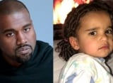 Kanye West Cuddles Rob Kardashian's Daughter Dream in Adorable Rare Picture