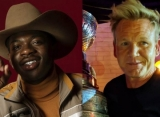Lil Nas X Excites Gordon Ramsay With Invitation to 'Panini' Remix