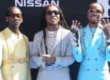 BET Awards 2019: Migos Goes Colorful, Eva Marcille Craddles Baby Bump on Red Carpet