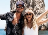 Chuck Wicks Ties the Knot With Jason Aldean's Sister
