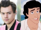 Harry Styles Favored to Play Prince Eric in 'The Little Mermaid'