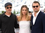 Brad Pitt and Margot Robbie Grill Leonardo DiCaprio on That 'Titanic' Door Controversy