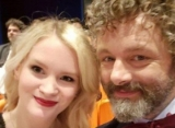 Michael Sheen Expecting First Child With 25-Year-Old Girlfriend