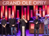 Luke Combs Honored by Vince Gill and Joe Diffie at Grand Ole Opry Induction