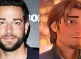 Zachary Levi Leaves Himself Out of Flynn Rider Role in Live-Action 'Tangled'