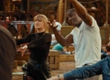 Taylor Swift and Idris Elba Tease 'Cats' Dance and Spectacular Set in First Behind-the-Scenes Look