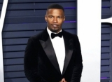 Jamie Foxx Spending a Night With Mystery Blonde - Cheating on Katie Holmes?