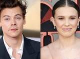 Fans Go Wild After Harry Styles and Millie Bobby Brown Hang Out at Ariana Grande's Concert