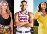 Larsa Pippen Throws Shade at Jordyn Woods While Denying Ben Simmons Hook-Up Rumors