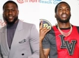 Kevin Hart Tells Meek Mill to Shut Up After Rapper Roasts Him Over Underwear Pic
