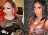Tiny Makes Fun of T.I.'s Ex Side Chick Bernice Burgos' New Hairstyle - Read Her Comment