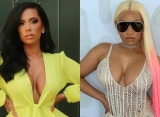 Erica Mena Has Strong Reaction to People Calling Her a Nicki Minaj Fan at 2019 Diamond Ball