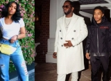 Fans Are Baffled After Lori Harvey and P. Diddy Go to Strip Club With Son Justin Combs