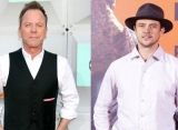 Kiefer Sutherland Teams Up With Boyd Holbrook for 'The Fugitive' Remake